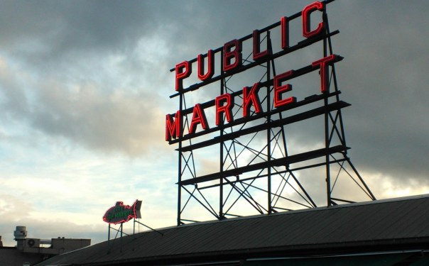 Cartel Pike Place II