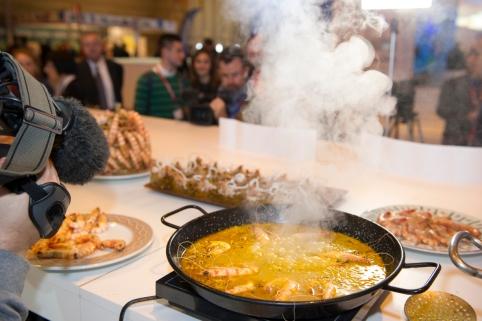 FITUR2014 gastronomia nota prensa madrid fusion