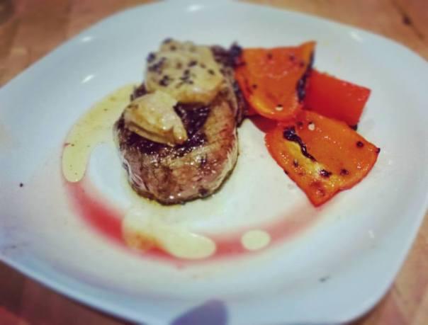receta foie